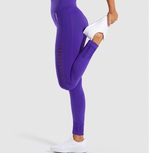 Indigo Energy Seamless leggings